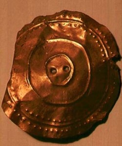 Banc Ty'nddôl Sun-disc