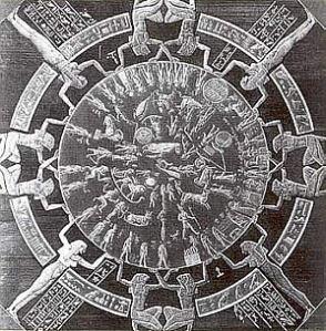Babylonian Zodiac, Hathor