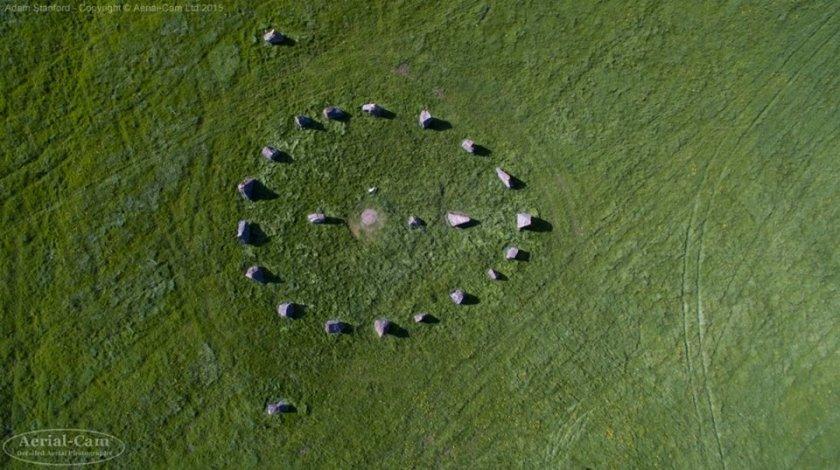glasto circle